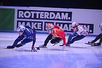 SHORT TRACK: ROTTERDAM: Ahoy, 12-03-2017, KPN ISU World Short Track Championships 2017, ©photo Martin de Jong