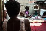 Fernanda. Ocupação Mama África, Niterói, Rio de Janeiro.