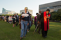 May 19 2014 Moral Monday in Raleigh North Carolina for INDY Week