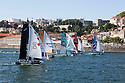 Act 4, Porto, Extreme Sailing Series. Day 04. Images on the final day of racing, showing the fleet. Porto, Portugal. ..Credit: Lloyd Images