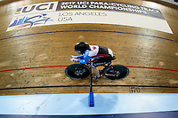 Picture by Alex Whitehead/SWpix.com - 04/03/2017 - Cycling - UCI Para-cycling Track World Championships - Velo Sports Center, Los Angeles, USA - Branding.