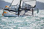 BrazilSirena SL16OpenCrewBRAOC3Ot&aacute;vioCardoso<br /> BrazilSirena SL16OpenHelmBRADZ1DiogoZabeu<br /> Day3, 2015 Youth Sailing World Championships,<br /> Langkawi, Malaysia