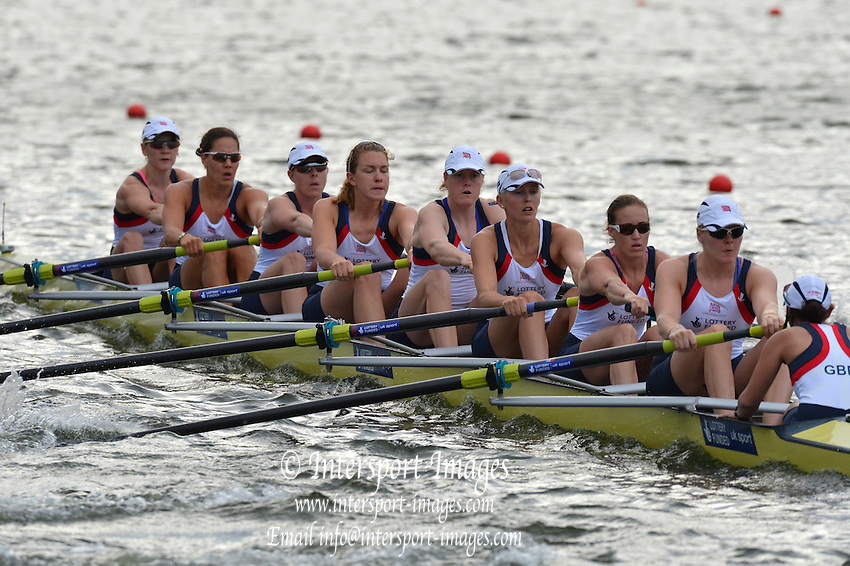 Helen Glover and victoria thornley