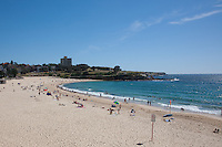 Coogee beach, Sydney, Australia