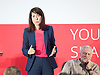 Labour Party Leadership and Deputy Leadership Hustings - East of England - The first of Labour&rsquo;s Leadership and Deputy Leadership regional and national hustings moderated by Gaby Hinsliff at The Forum Banqueting Suites Stevenage  20 June 2015 <br /> <br /> <br /> <br /> leader candidates <br /> <br /> <br /> <br /> Liz Kendall<br /> <br /> <br /> <br /> <br /> <br /> Photograph by Elliott Franks <br /> <br /> <br /> <br />  <br /> Image licensed to Elliott Franks Photography Services