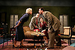 Private Lives, by Noel Coward, at the Long Wharf Theatre Jan.11-Feb.5, 2006.Directed by Kim Rubenstein.Scenic Design: Kris Stone.Costume Design:Candice Donnelly .Lighting Design:Robert Wierzel..Photo Credit: T Charles Erickson .