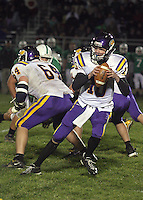 Football vs Clinton Central 11-6-09 Sectional