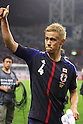 Keisuke Honda (JPN), .June 3, 2012 - Football / Soccer : .FIFA World Cup Brazil 2014 Asian Qualifier Final Round, Group B .match between Japan 3-0 Oman .at Saitama Stadium 2002, Saitama, Japan. .(Photo by Daiju Kitamura/AFLO SPORT) [1045]