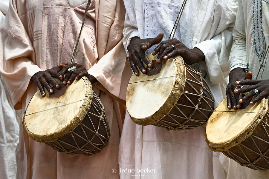 New Bussa,  Niger State, Nigeria.