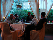 Kiev, Ukraine<br /> May 23, 2005 <br /> <br /> The Split restaurant and night club in central Kiev.