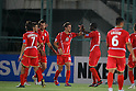 Adelaide United FC Team Group, .MAY 16, 2012 - Football : AFC Champions League 2012 .Qualifying 6th Round Group E match between .Gamba Osaka 0-2 FC Adelaide United FC .at Expo 70 Stadium, in Osaka, Japan.  Osaka continued their dismal start to the 2012 season finishing bottom of their group and not making the knock-out stage of the competition. (Photo by Akihiro Sugimoto/AFLO SPORT)