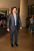 LOS ANGELES - AUG 2:  Jason Gedrick arrives at the Hallmark Channel TCA Press Tour 2012 at Beverly Hilton Hotel on August 2, 2012 in Beverly Hills, CA