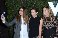 LOS ANGELES, CA - NOVEMBER 02: Jessica Alba, Katherine Power and Hillary Kerr at The Who What Wear 10th Anniversary #WWW10 Experience At W Los Angeles in Who What Wear Store, California on November 2, 2016. Credit: David Edwards/MediaPunch