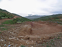 Iraq 2011 <br />     Construction of a new road near Duhok <br />  Irak 2011 <br /> Construction d'une nouvelle route pres de Duhok