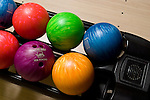 Bowling ball - KUKUBARA - Bowling Center & Hotel