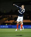 060912 Scotland u21 v Luxembourg