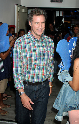 July 24, 2012 Will Ferrell at Good Morning America in New York City to promote his new film The Campaign. © RW/MediaPunch Inc.