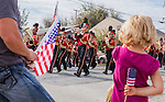 Veterans Day Parade, Antioch, California, November 11, 2013