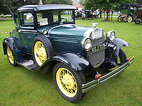 Ford Model A Saloon Cars - 1930