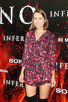 LOS ANGELES, CA - OCTOBER 25: Diana Marks at  the screening of Sony Pictures Releasing's 'Inferno' held at the DGA Theater on October 25, 2016 in Los Angeles, California. Credit: David Edwards/MediaPunch