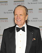 Washington, DC - December 5, 2009 -- George Stevens, Jr. arrives for the formal Artist's Dinner at the United States Department of State in Washington, D.C. on Saturday, December 5, 2009..Credit: Ron Sachs / CNP.(RESTRICTION: NO New York or New Jersey Newspapers or newspapers within a 75 mile radius of New York City)