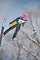 Hendrickson Sarah (USA),.MARCH 3, 2012 - Ski Jumping : FIS Ski Jumping World Cup Ladies in Zao, Individual the 12th Competiiton HS100 at Jumping Hills Zao,Yamagata ,Japan. (Photo by Jun Tsukida/AFLO SPORT) [0003].