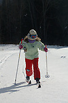 Cross Country Skiing - Child