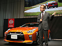 Nissan shows off new GT-R with 565hp 38-litre V6 twin turbo charged engine