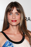 LOS ANGELES, CA, USA - SEPTEMBER 15: Amanda Peet arrives at the Los Angeles Premiere Of Amazon Studios' 'Transparent' held at the Ace Hotel on September 15, 2014 in Los Angeles, California, United States. (Photo by David Acosta/Celebrity Monitor)