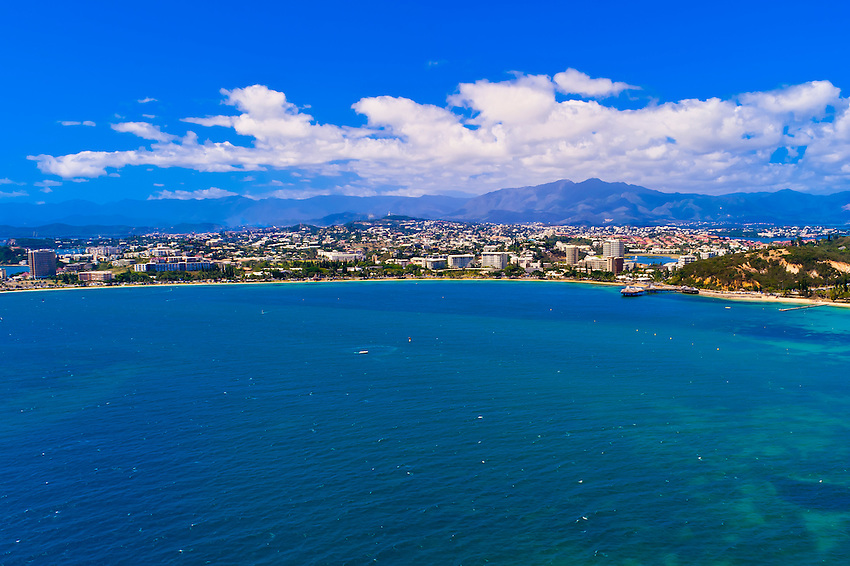 Aerial Views, Noumea, Grand Terre, New Caledonia