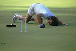 Croquet at the Hurlingham Club London England Open Championship in August.  The English Season published by Pavilon Books 1987