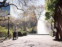 Post-Sandy Central Park Adventure