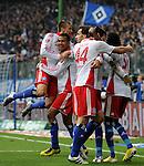 Fussball Bundesliga 2010/11, 7. Spieltag: Hamburger SV - 1. FC Kaiserslautern