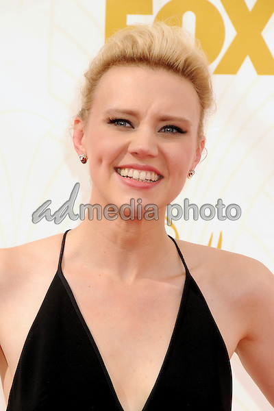 20 September 2015 - Los Angeles, California - Kate McKinnon. 67th Annual Primetime Emmy Awards - Arrivals held at Microsoft Theater. Photo Credit: Byron Purvis/AdMedia