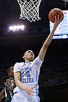 30 December 2014: North Carolina's Justin Jackson. The University of North Carolina Tar Heels played the College of William & Mary Tribe in an NCAA Division I Men's basketball game at the Dean E. Smith Center in Chapel Hill, North Carolina. UNC won the game 86-64.