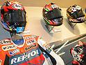 Arai champions' helmets gallery.