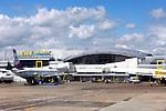 Stock photo of Ukraine International airport Borispol in Kiev