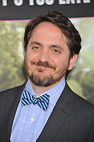 Actor Ben Falcone arrives at the premiere of 'What To Expect When You're Expecting' held at Grauman's Chinese Theatre in Hollywood.