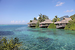 French Polynesia Moorea Intercontinental Hotel