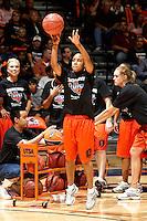 SAN ANTONIO, TX - OCTOBER 17, 2008: The University of Texas at San Antonio Roadrunners open the 2008-09 basketball season with the Roadrunner Ruckus at the UTSA Convocation Center. (Photo by Jeff Huehn)