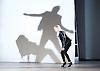 King Lear <br /> by William Shakespeare<br /> directed by Deborah Warner <br /> at the Old Vic Theatre, London, Great Britain <br /> 2nd November 2016 <br /> <br /> Jane Horrocks as Regan <br /> <br /> <br /> <br /> <br /> Photograph by Elliott Franks <br /> Image licensed to Elliott Franks Photography Services