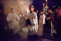 Holy Week in Granada, 2013