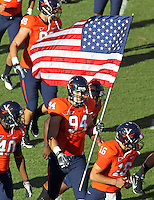 20100904 Virginia Richmond Football