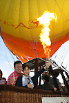 20111122 Hot Air Balloon Gold Coast 22 November