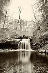 West Burton Waterfall
