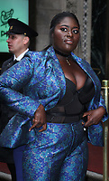 NEW YORK, NY April 21, 2017 Danielle Brooks attend Variety's Power of Women NY Presented by Lifetime, at Cipriani Midtown in New York April 21,  2017. Credit:RW/MediaPunch