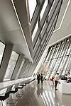 Eli & Edythe Broad Art Museum at Michigan State University | Architect: Zaha Hadid