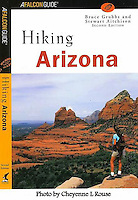 Hiking Arizona Cover<br />