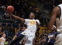 CAL Basketball vs Alcorn State, November 15, 2014