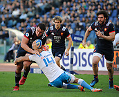 2017 6 Nations Rugby Italy v France Mar 11th